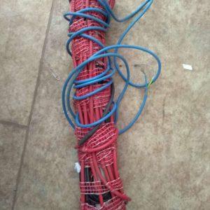 B4 - ESM 300 1 Topná rohož vonkajšia - pod dlažbu 300 Wm2